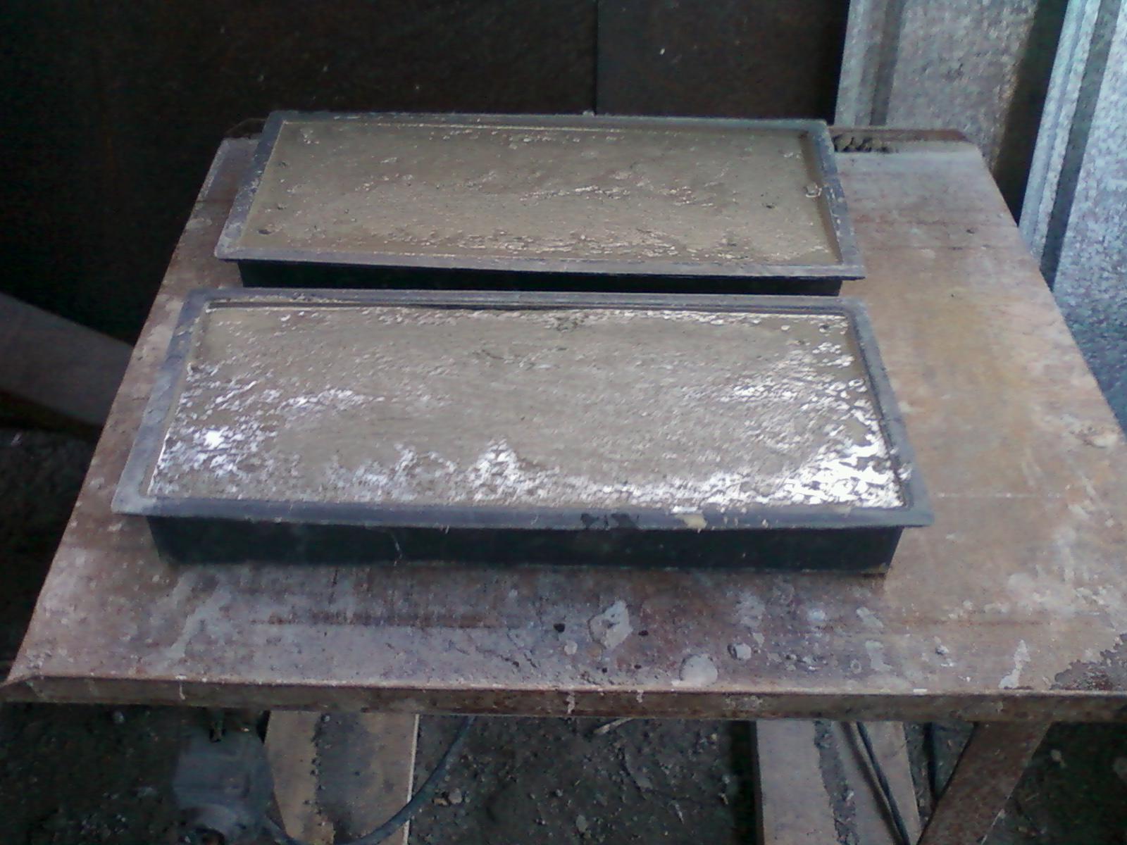 Смазка для форм тротуарной плитки: какую выбрать? 1-5