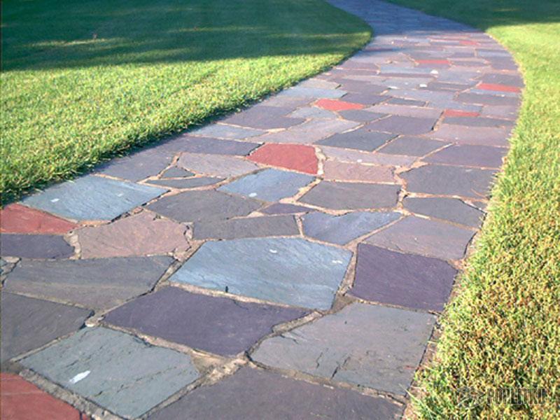 Как избавиться от травы между тротуарной плиткой: эффективные способы 13-4