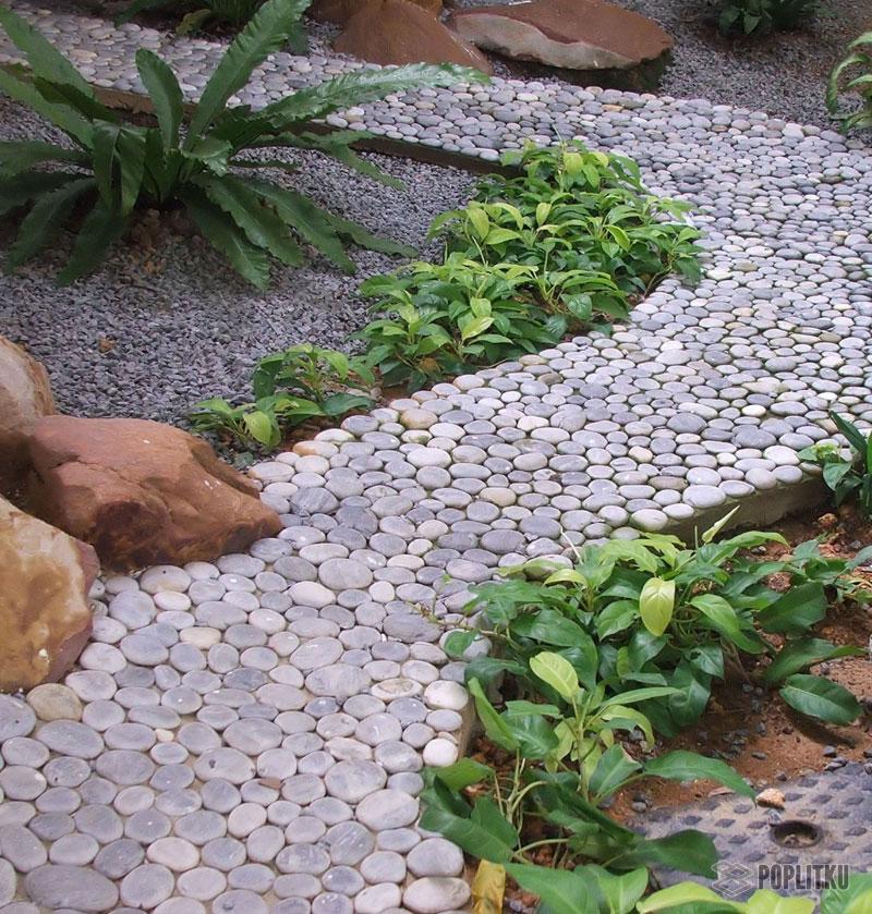 Как избавиться от травы между тротуарной плиткой: эффективные способы 13-5