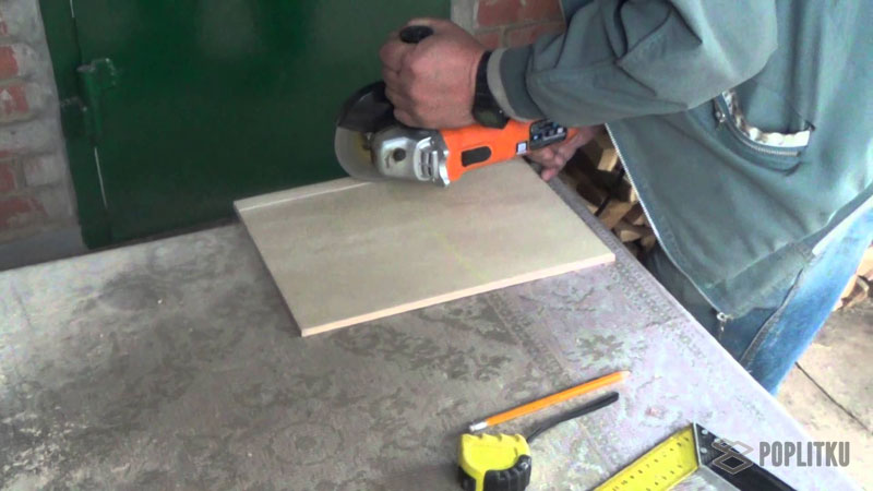 Чем резать плитку в домашних условиях: выбор инструмента 6-6