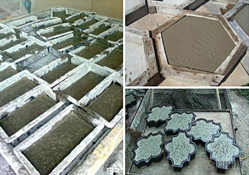 Пластификатор для тротуарной плитки своими руками: пропорции состава бетона, какой лучше и чем можно заменить?