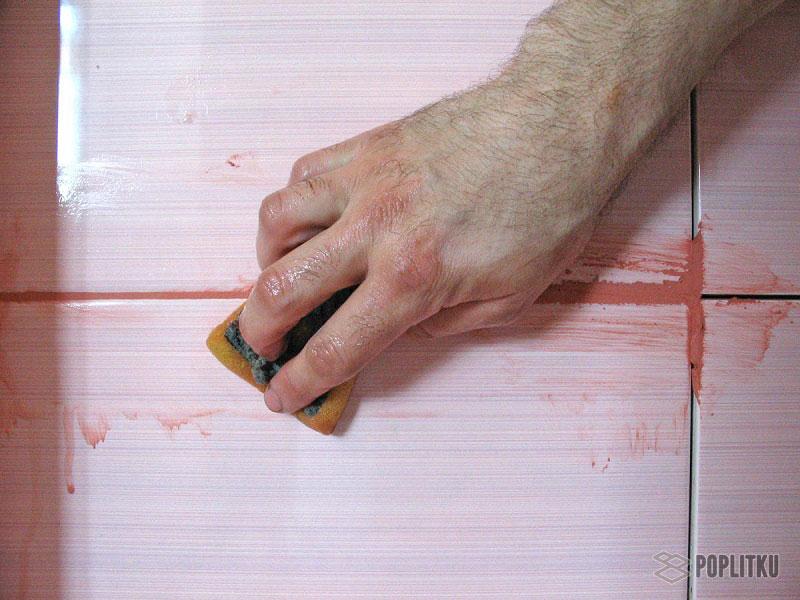 Как правильно затирать швы на плитке: советы профессионалов 18-3