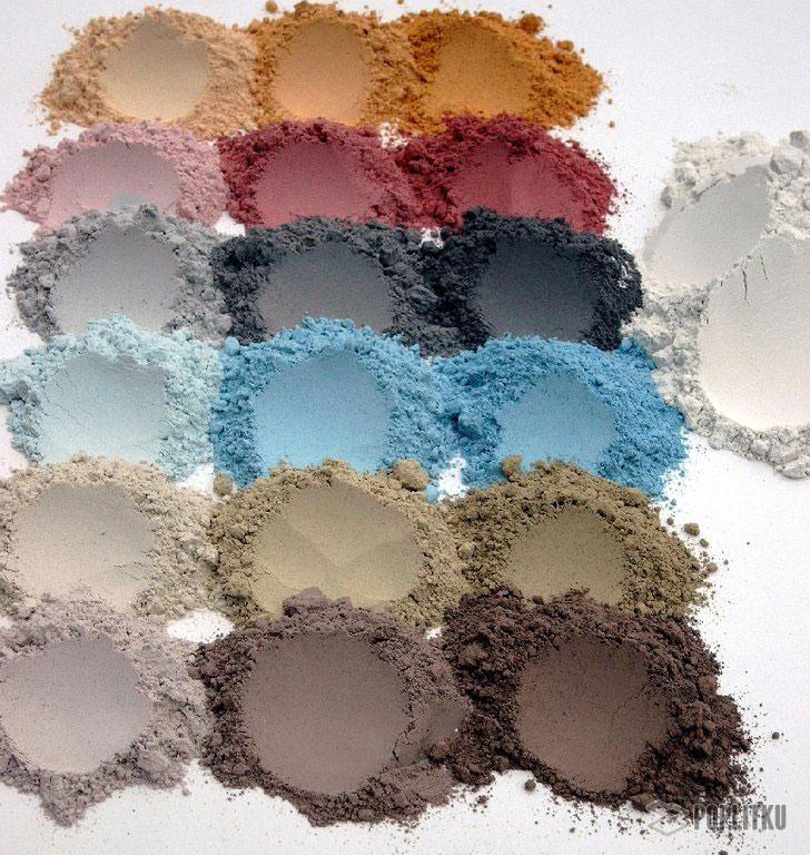 Какую выбрать затирку для плитки в ванной: подбор по цвету 19-3