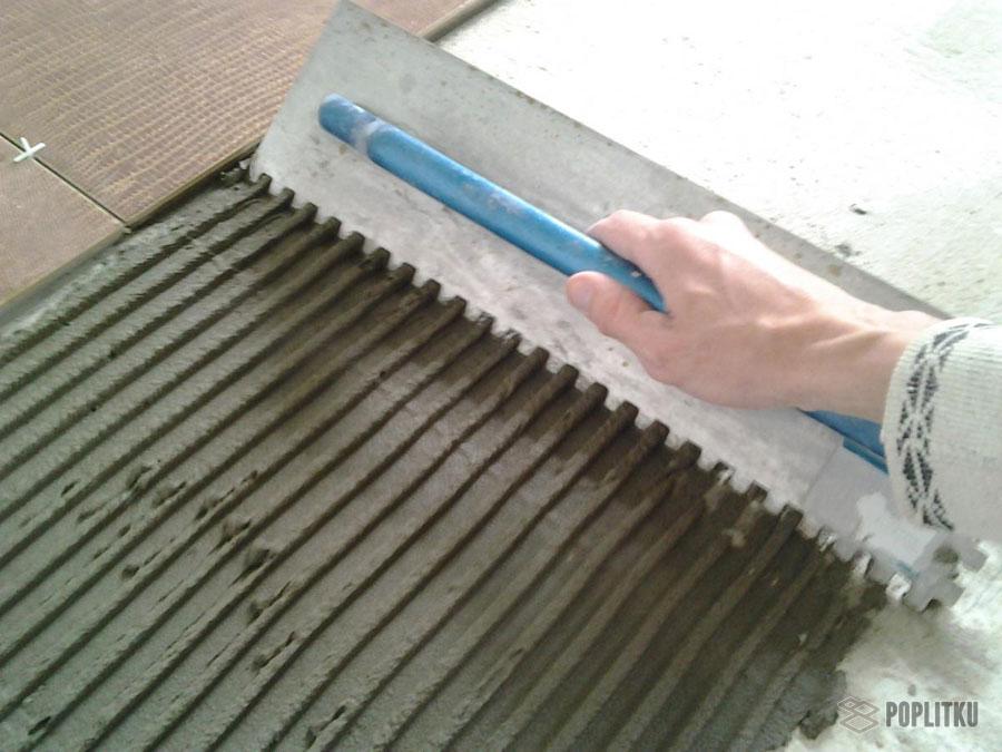 Как обложить печь плиткой: нюансы в работе 25-6