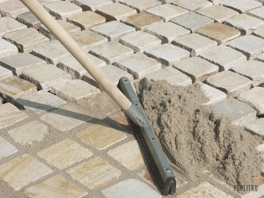 Как положить тротуарную плитку на бетонное основание: все этапы монтажа 26-7