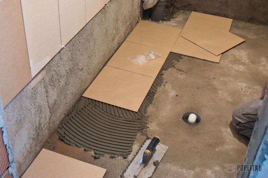 Как выровнять пол под плитку и стоит ли? 32-7