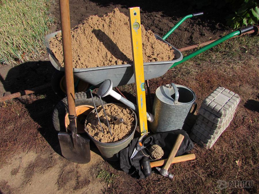 Изготовление тротуарной плитки в домашних условиях, помощь в выборе методики 36-3