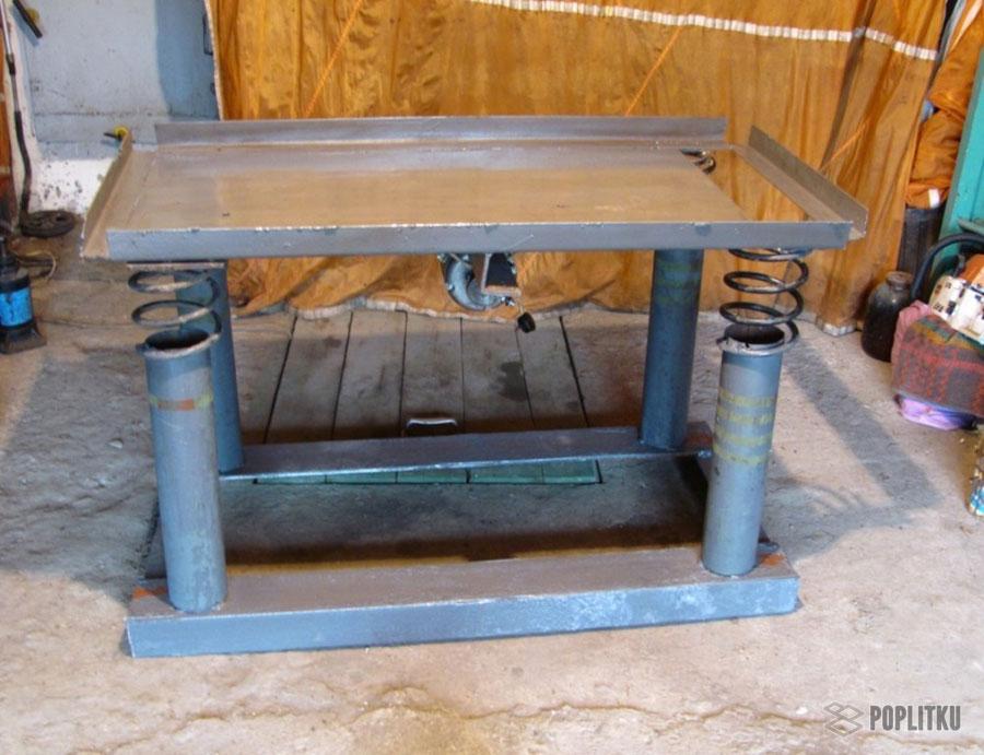 Изготовление тротуарной плитки в домашних условиях, помощь в выборе методики 36-6