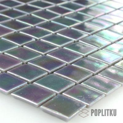 Перламутровая мозаика металлического оттенка