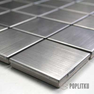 Мозаика нержавеющая сталь